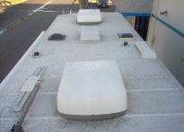 RV Roofing Blatt Rear Before